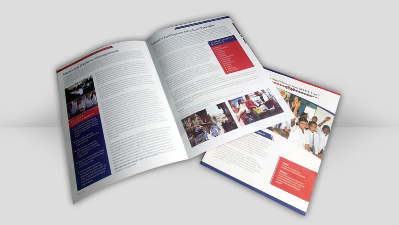 Anual Report Design